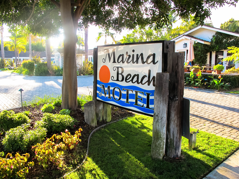 Marina Beach Motel