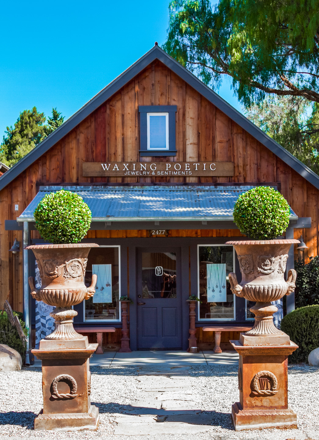 Waxing Poetic Los Olivos Boutique