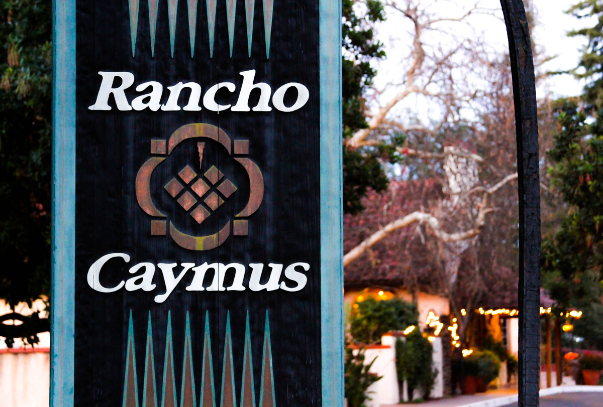 Rancho Caymus Inn