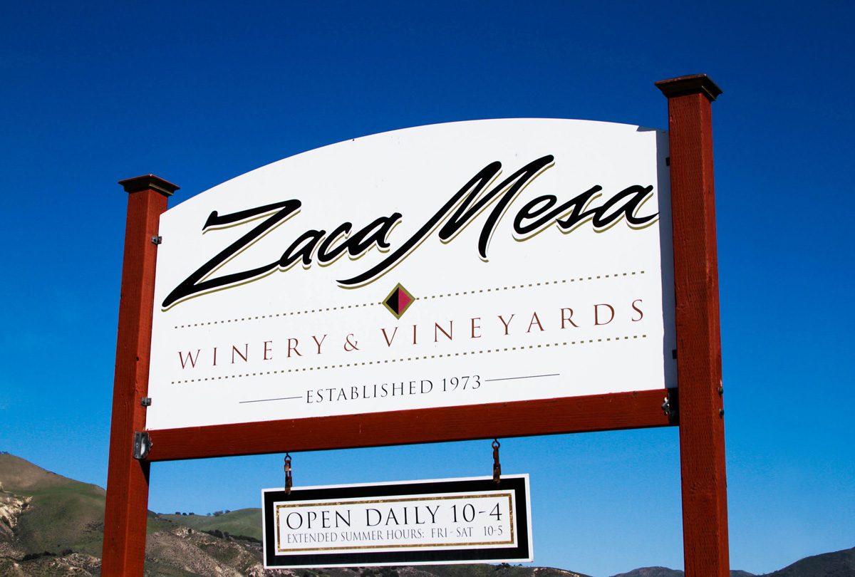 Zaca Mesa Winery & Vineyards