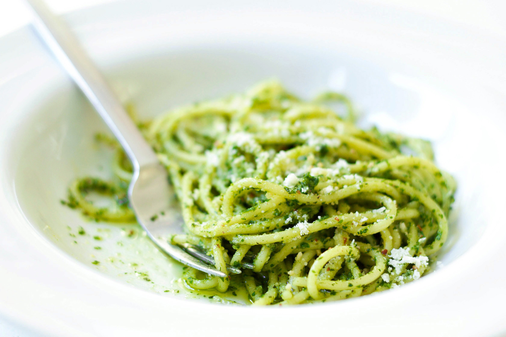 Summertime Pesto