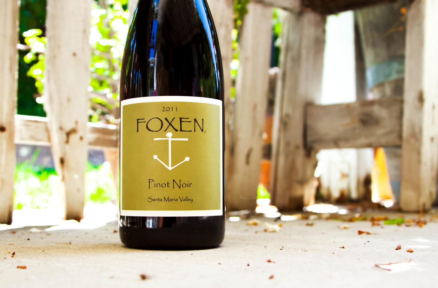 2011 Foxen Santa Maria Valley Pinot Noir