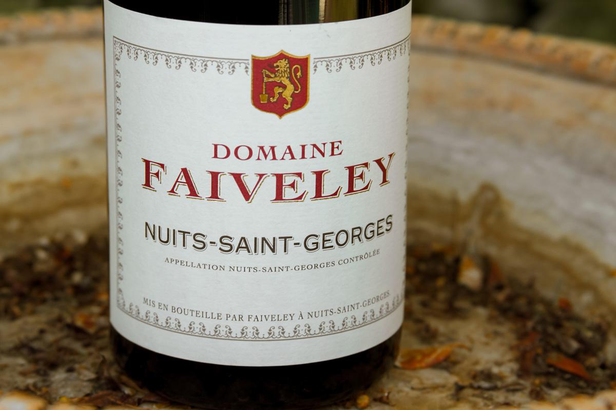 2009 Domaine Faiveley Nuits-Saint-Georges