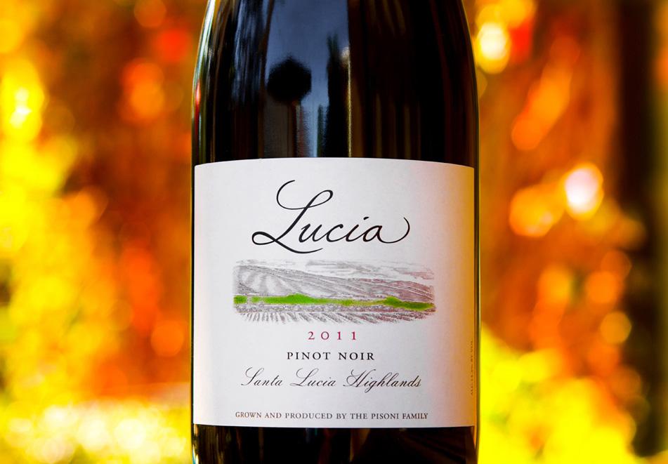 2011 Lucia Pisoni Santa Lucia Highlands Pinot Noir