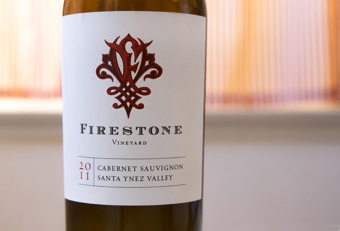 2011 Firestone Vineyard Santa Ynez Valley Cabernet Sauvignon