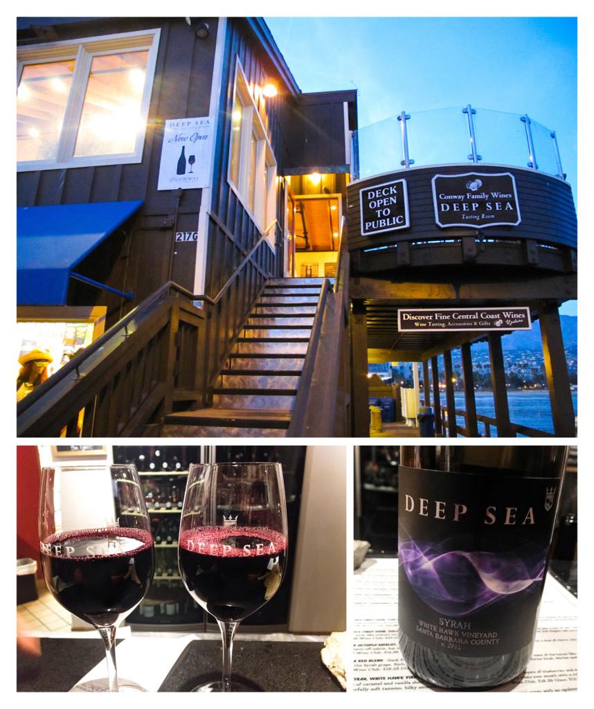 Winery Explorers Deep Sea Col