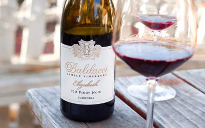 """2011 Baldacci Carneros """"Elizabeth"""" Pinot Noir"""