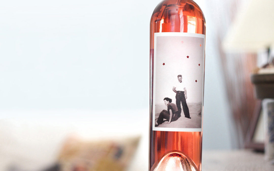 "2015 Tank Garage Winery ""Stars Like Ours"" Rosé"