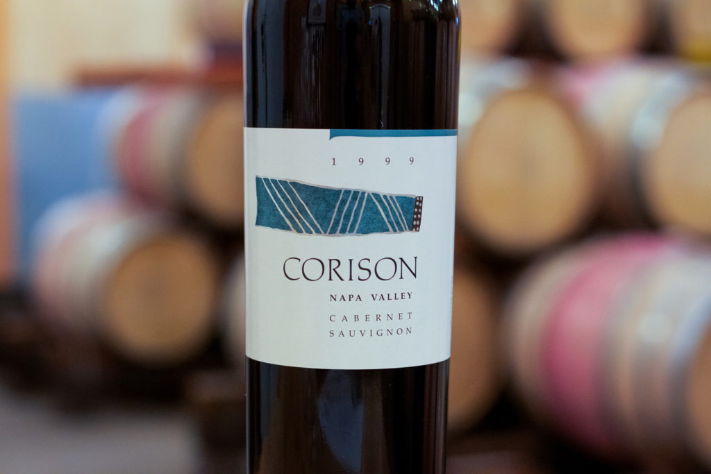 Corison Winery 1999 Cabernet