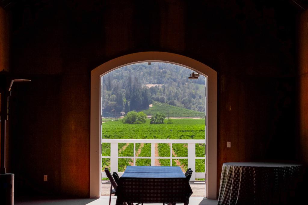 Corison Winery Loft