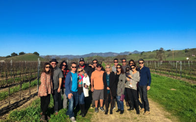 Saarloos & Sons Vineyard Tour and Tasting