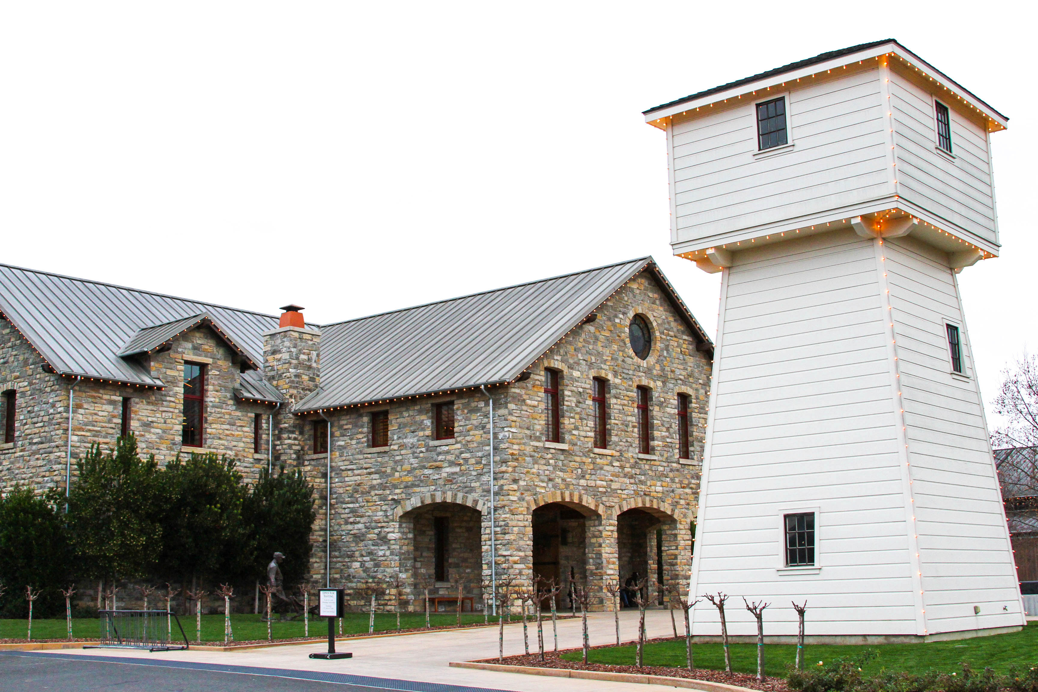 Silver Oak Cellars Winery Explorers